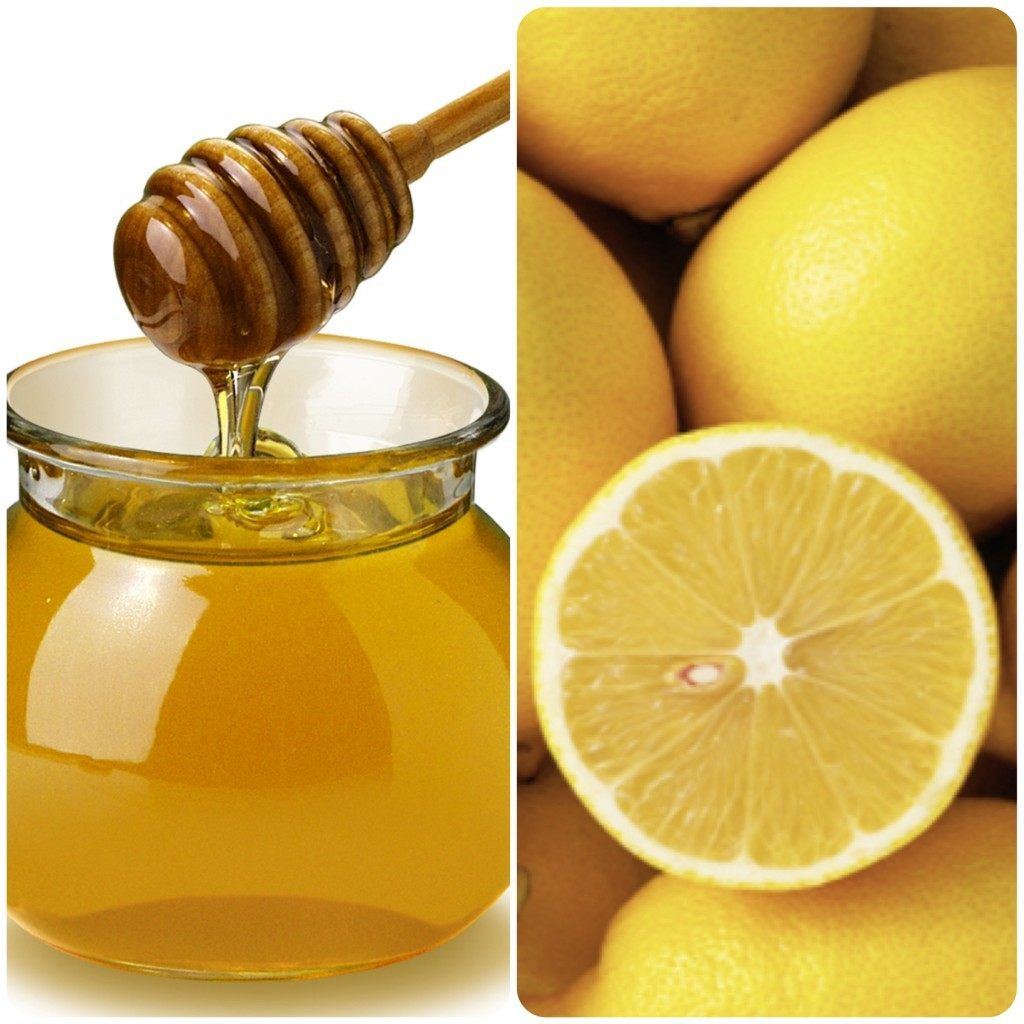 #19 - With Honey and Lemon Combo