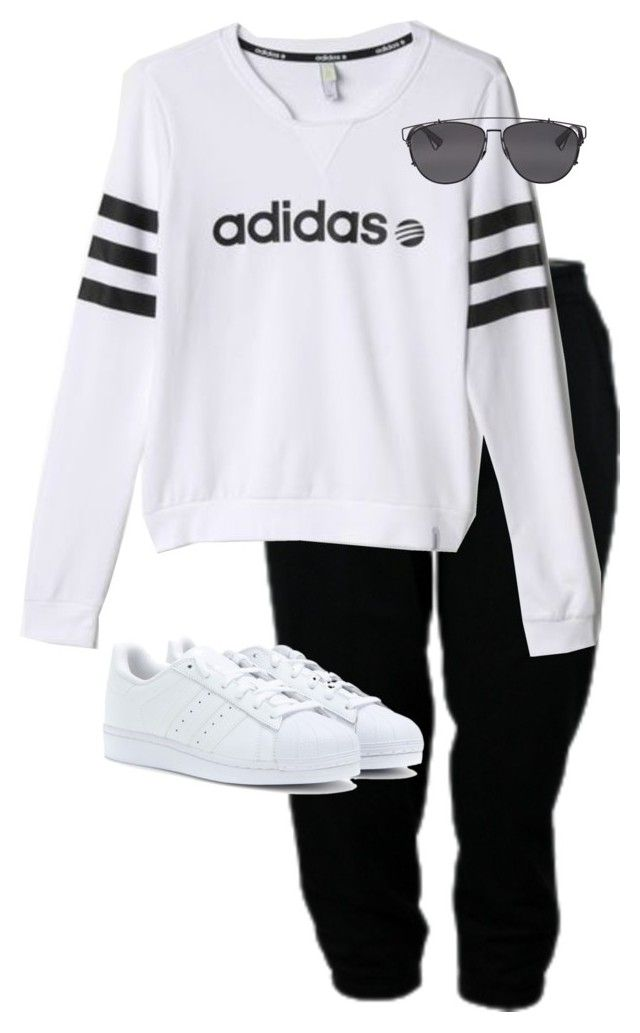 adidas shirt outfit