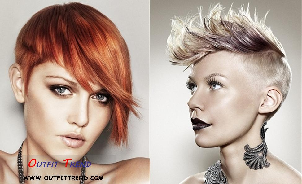 Cool New Short Hairstyles