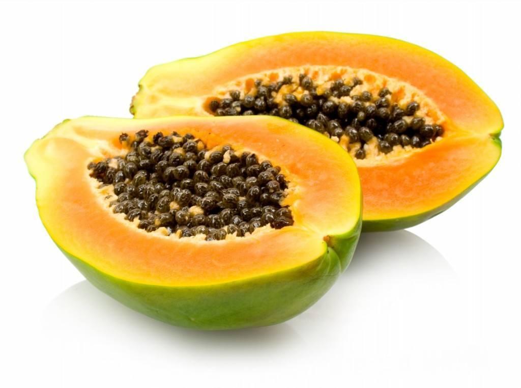 Green Papaya for skin