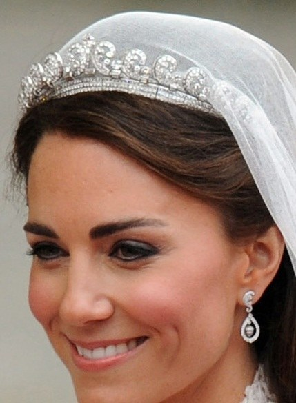 Kate Middleton Wedding Hairband