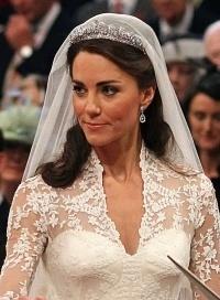 Kate Middleton Wedding Jewlery