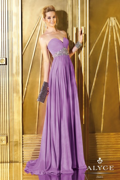 Lilac To Lavender Pastel Purple For Prom 2014 Cheap Casual