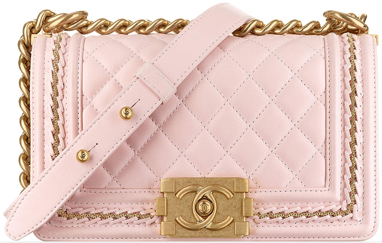 15f5ba3a7ecfff Chanel Spring Summer 2017 Classic And Boy Bag Collection - Cheap ...