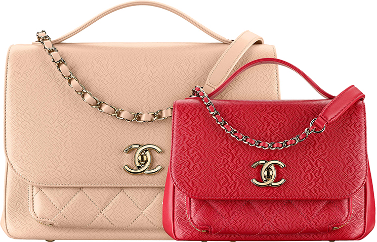 4ab5c5eadf1d Chanel Spring Summer 2017 Seasonal Bag Collection - Cheap Casual ...