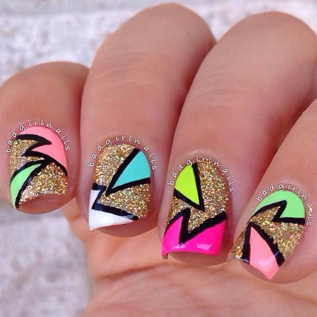 7 Edgy Nail Ideas You Need To Try Cheap Casual Dress Fashion Tips