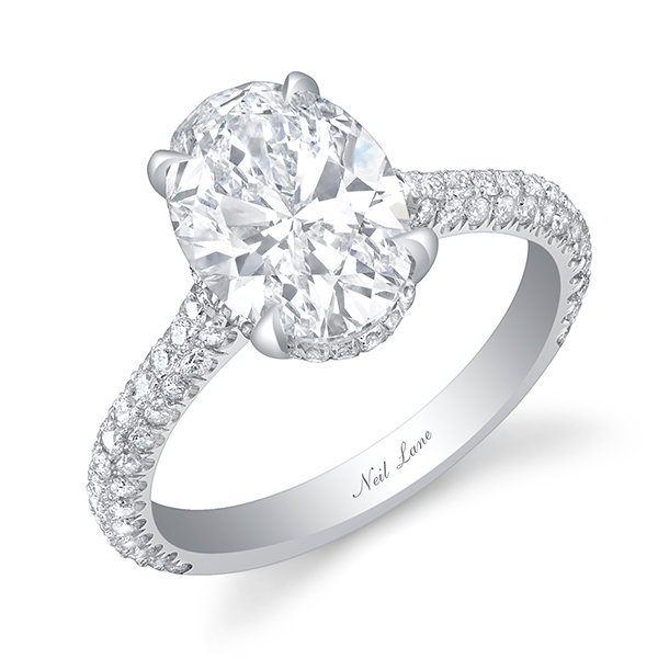8c9a6eaff 60 Stunning Oval Engagement Rings That'll Leave You Speechless ...