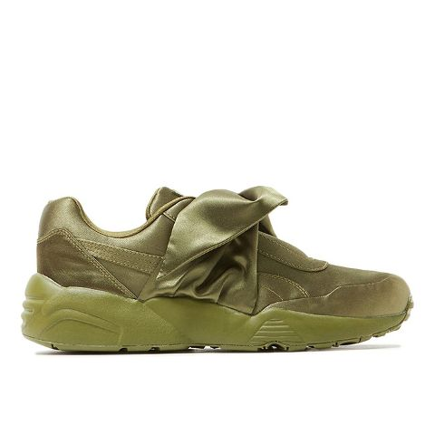 Bow Trinomic in Olive Branch