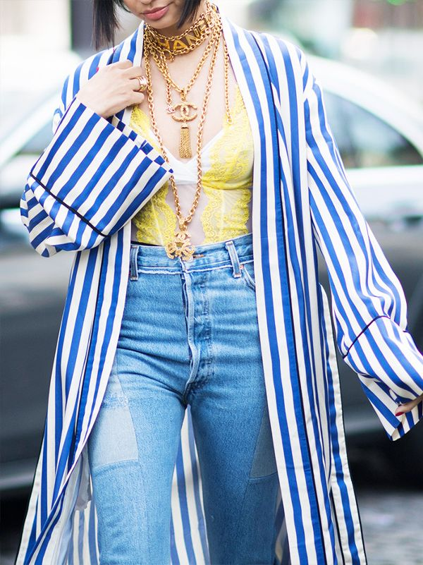how to style statement jewelry