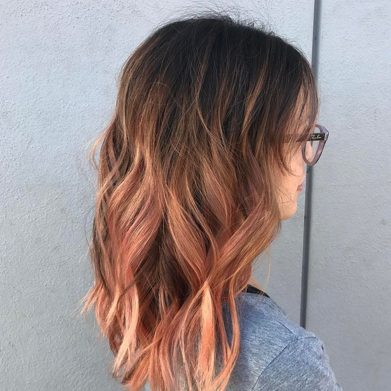Blorange Hair Color, Cut and Styling Ideas (12)