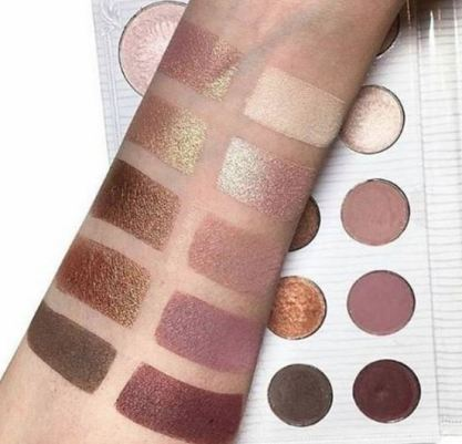 The Carli Bybel Palette By BH Cosmetics is one of the best eyeshadow palettes!