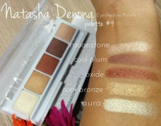 The Natasha Denona Eyeshadow Palette 5 is one of the best eyeshadow palettes!