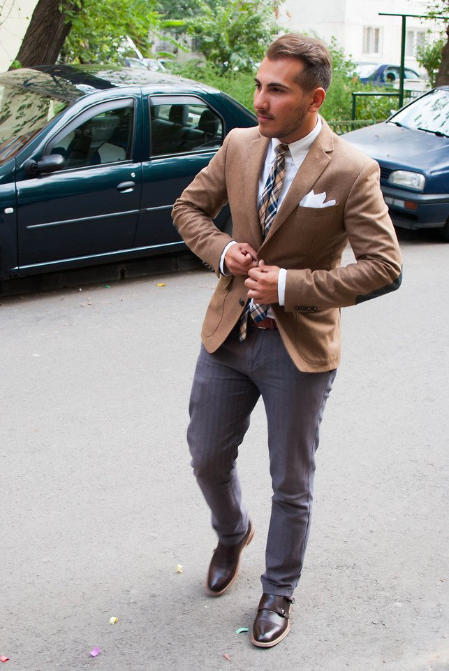 how to wear monk strap shoes for men (13)