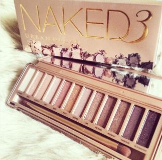 The Urban Decay Naked3 Palette is one of the best eyeshadow palettes!