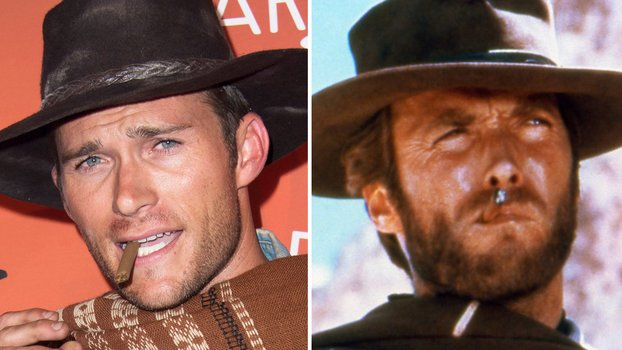 Scott Eastwood Channels His Famous Dad Clint Eastwood in ...