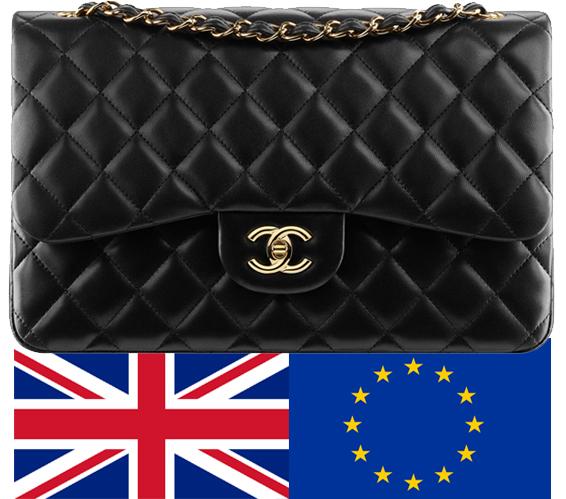 Chanel Bag Prices Euro Gbp Er 1