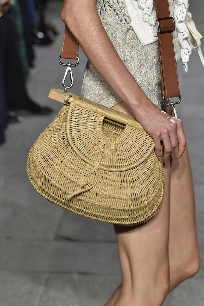 The Wildness of Wicker Bags