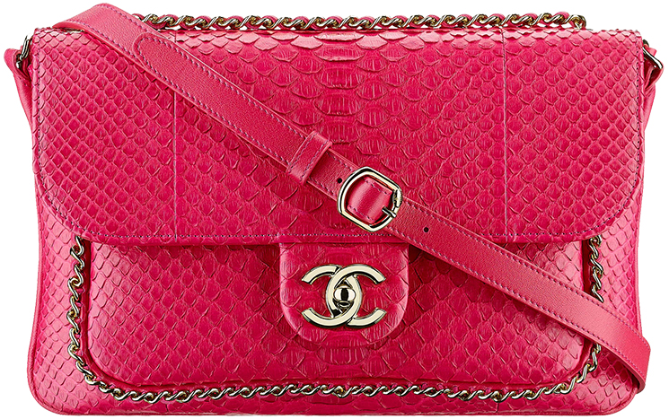Chanel Spring Summer 2017 Exotic Bag Collection Act 2