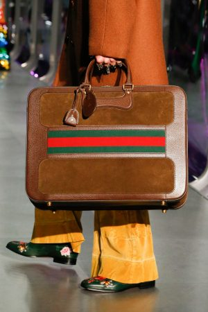 Gucci Fall/Winter 2017 Runway Bag Collection