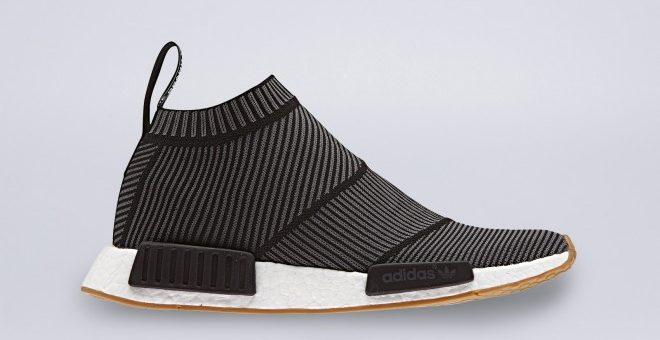 Adidas Originals NMD_CS1 PK CBLACK/CBLACK/GUM416